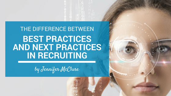 Between BEST and NEXT Practices in recruiting
