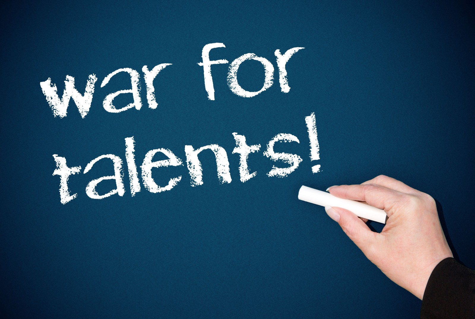 Get Ready for a New Seismic Shift in Talent Acquisition