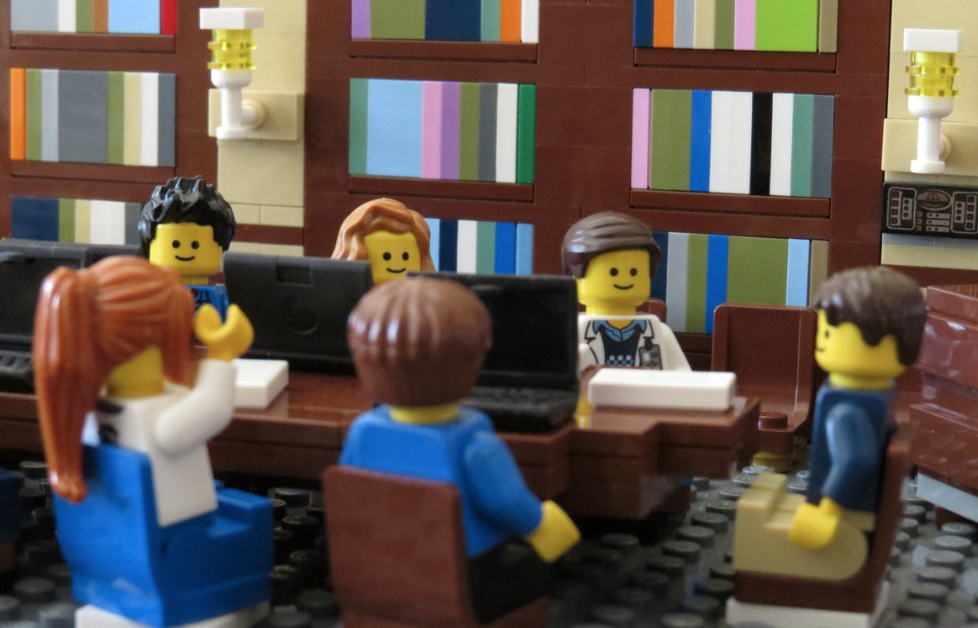 Why Lego could be the key to productive business meetings